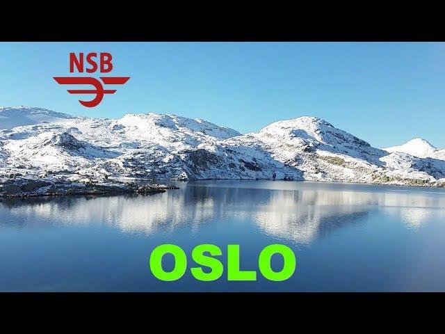 WORLD'S BEST TRAIN RIDE? Bergen to Oslo (Norway) trip report