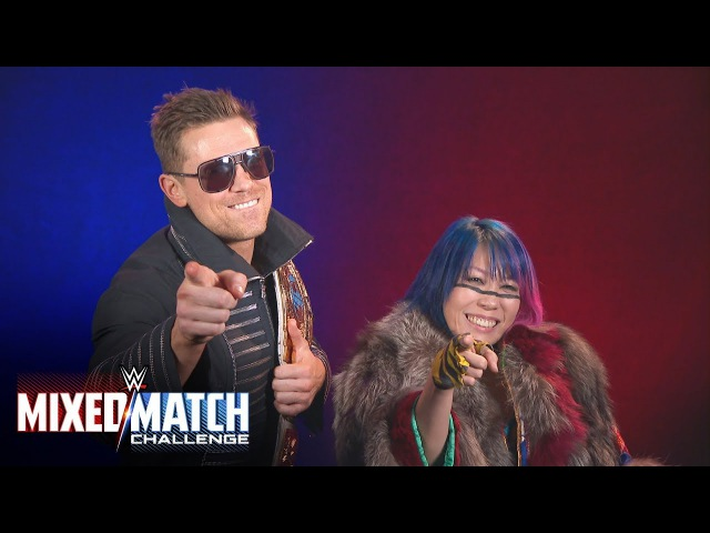 The Miz Asuka to compete for Rescue Dogs Rock in WWE Mixed Match Challenge