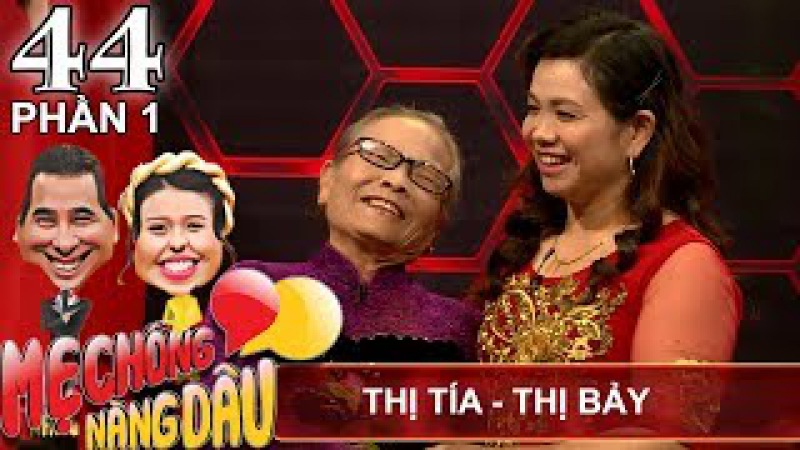 Bà ngoại 'thánh hài nhí' An Khang trải lòng trên truyền hình | Lưu Thị Tía - Lương Thị Bảy |MCND 44