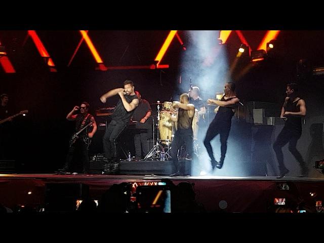 Ricky Martin Live Concert Dubai - Part 3