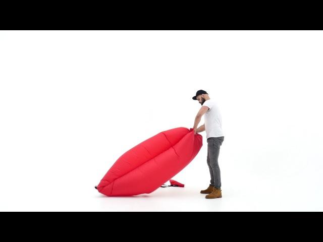 Надувной кресло-диван Lamzac Hangout в интернет-магазине WhiteSun