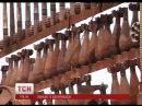Мешканець Мелітополя створив паркан зі справжніх мін та артилерійських боєприпасів