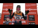 СПРИНТ классика Этап Кубка Мира по лыжным гонкам в Драммен, Норвегия 07.03.2018