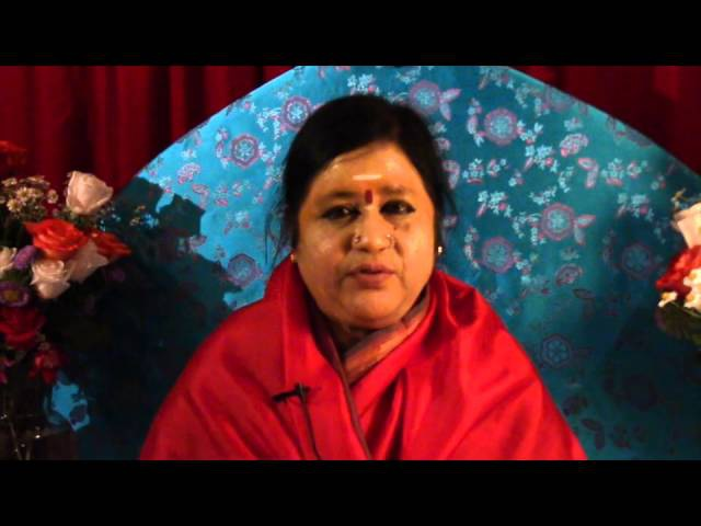 SOULJOURNS - INTERVIEW 7 WITH AMMA SRI KARUNAMAYI - SHE CALLS YOU TO HER SIDE