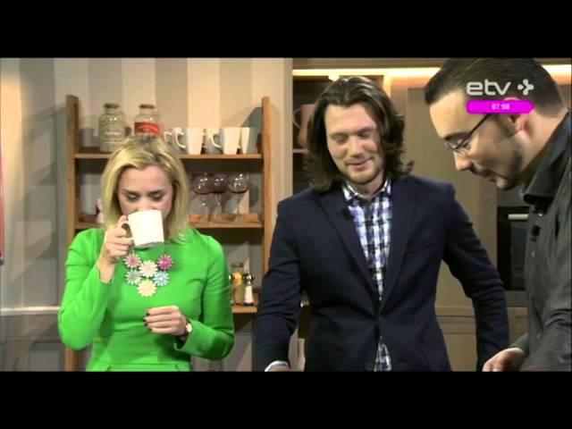 Как выбрать и сварить лучший кофе Бариста Вадим Кыллометс 01 10 2015