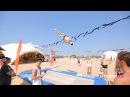 Z-Games 2016 DTX - Прыжки на батуте