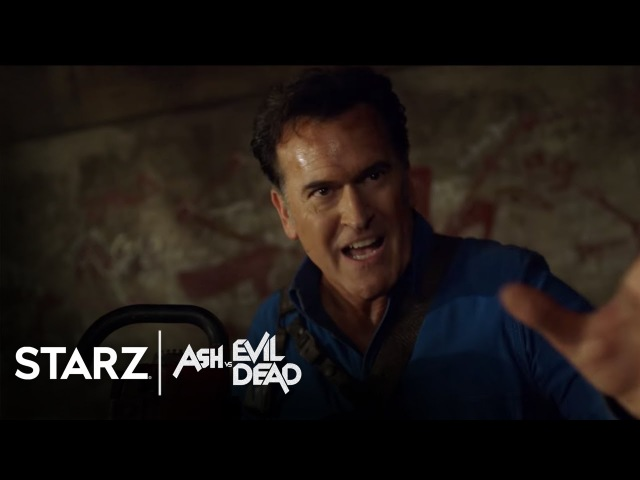 Ash vs Evil Dead | Ash Williams Trailer | STARZ
