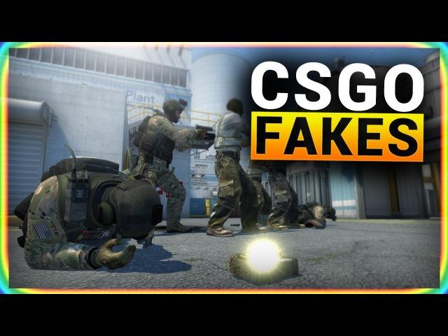 10 FAKES in CSGO