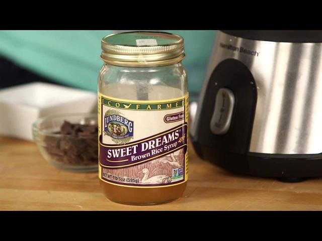 Рецепт полезного шоколадного печенья из арахисового масла | В тренде. Guilt-Free Chocolate Peanut Butter Cookie Recipe | Eat the Trend