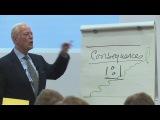 Последствия и закон трёх в тайм-менеджменте.  Брайан Трейси.  Перевод видео