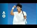Novak Djokovic v Hyeon Chung match highlights (4R) | Australian Open 2018