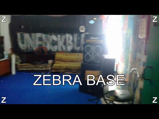 ZEBRA BASE REHEARSAL ROOM FOR MUSICIANS