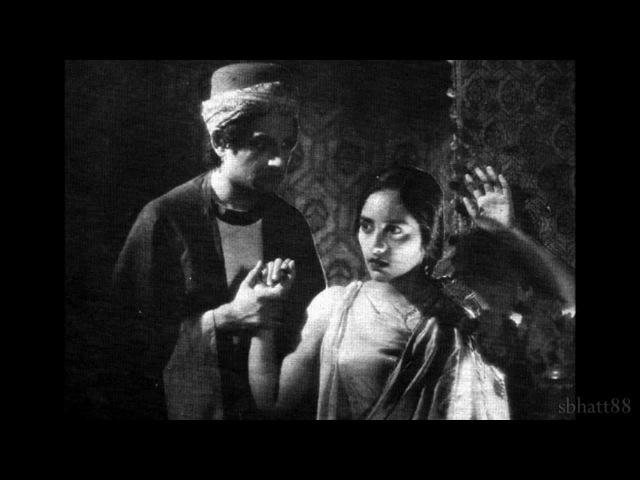 Yahudi Ki Ladki 1933 Ab shaad hai dil aabaad hai dil aansoo nahin version Utpala Sen
