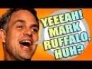 YEEEAH MARK RUFFALO HUH PSYCHOTIC DEMENTED DANCING MEME by Aldo Jones