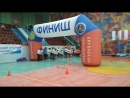 Laser Run Таганрог 21 февраля 2018 г Кубок главы Администрации города Финиш финального забега