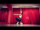 Exotic Pole Dance Sasha Meow