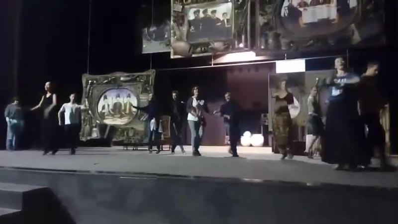 Ханума (репетиции)