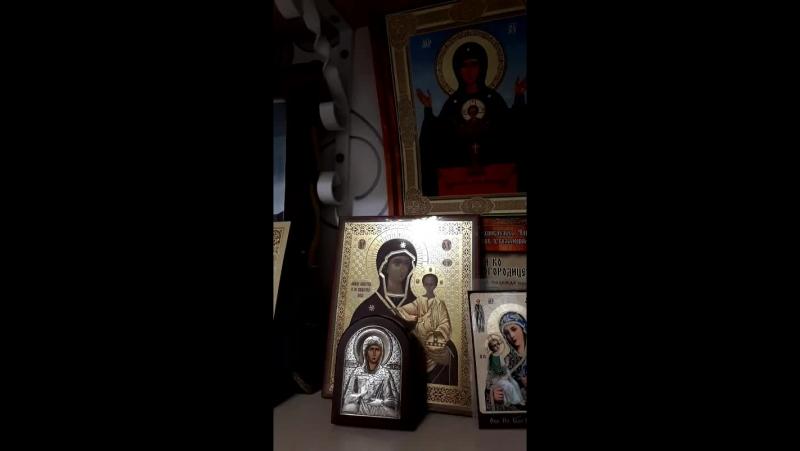 Акафист Архангелу Божию Михаилу