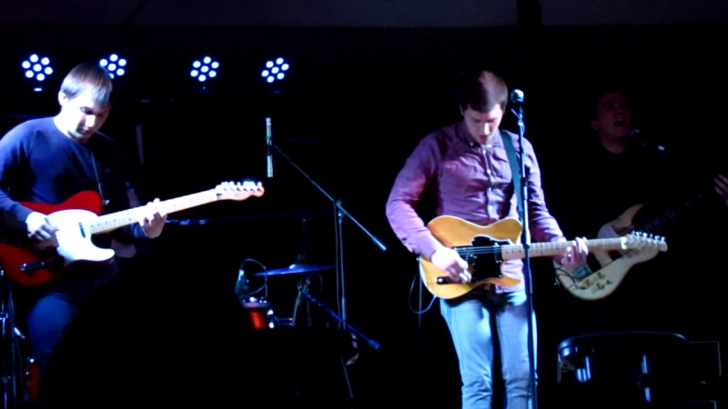 2017_12_09 концерт в Волгоградском Планетарии Astronauts'n'All