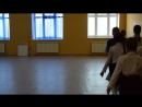 Смотр-конкурс песни и строя 4А класс