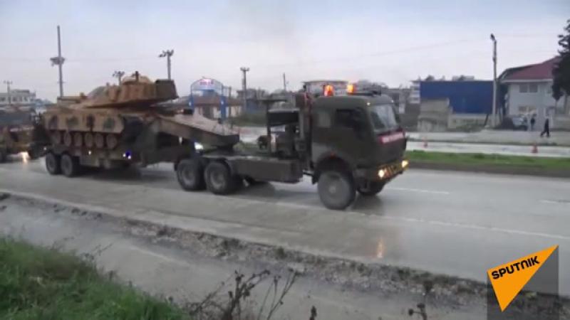 Турецкая военная операция