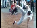 Парни в Геленджике классно танцуют