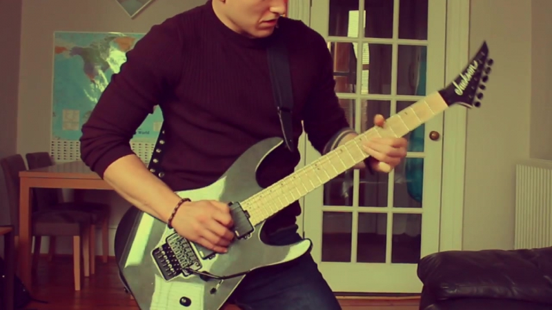NewRetroWave - Fury Weekend - Till the Dawn (Guitar Improv)