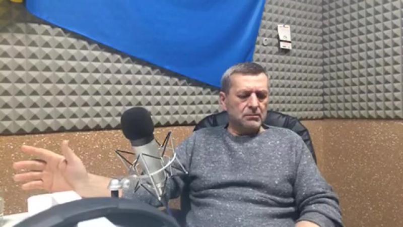 Ахтем Чийгоз і Ельміра Аблялімова - ефір програми Наші Люди 03.11.2017