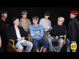 `INTERVIEW` BTS on Dating and What True Love Means to Them _ Daily Denny EXCLUSIVE.