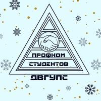 Логотип Профком студентов ДВГУПС