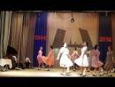 танец Веселые девчата исп.анс.Надежда-27.01.2018г