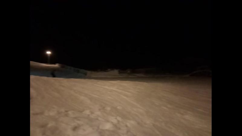 Сноуборд, Форинт, прыжки!