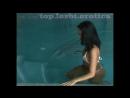 стриптиз в бассейне _ лесбиянки девочки девушки малолетки школьницы голые мастур