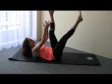 5 эффективных упражнения для плоского живота