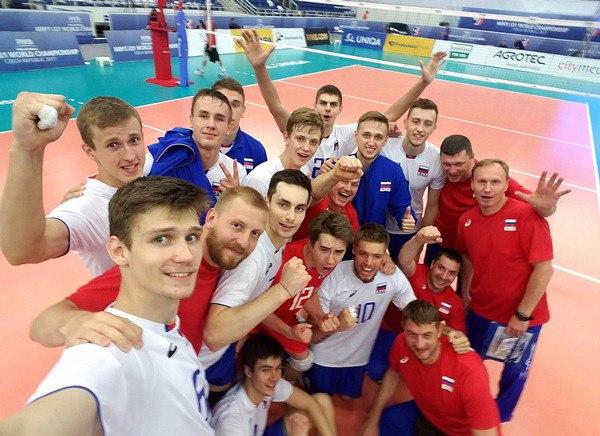 Мужская молодежная сборная России U-21