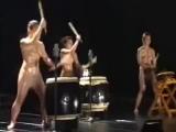 Японские барабанщицы «ХИМИКО»