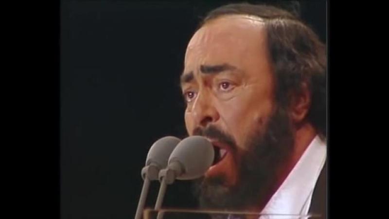 Luciano Pavarotti - Nessun dorma (Live in Paris)