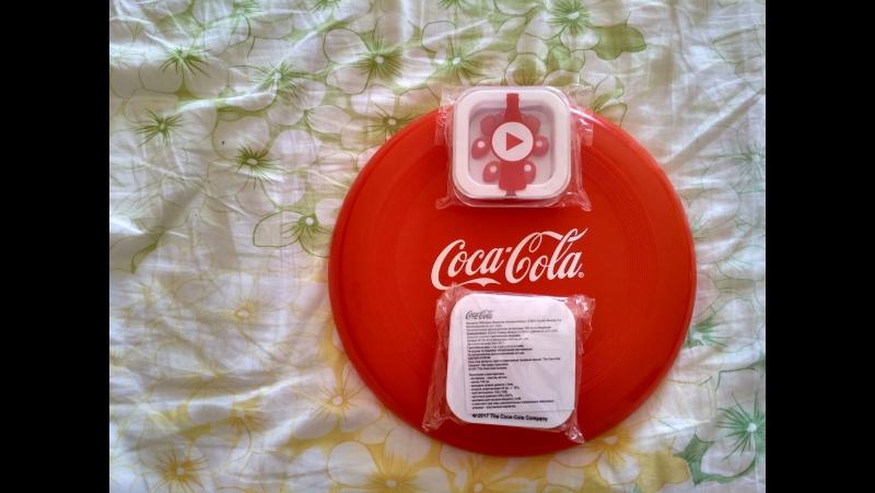 Обзор призов от Кока-кола Coca-сola » Freewka.com - Смотреть онлайн в хорощем качестве