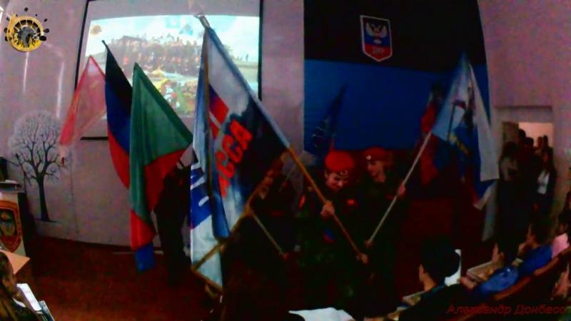 Участие Военно-Патриотических Клубов г. Горловки, ВПК