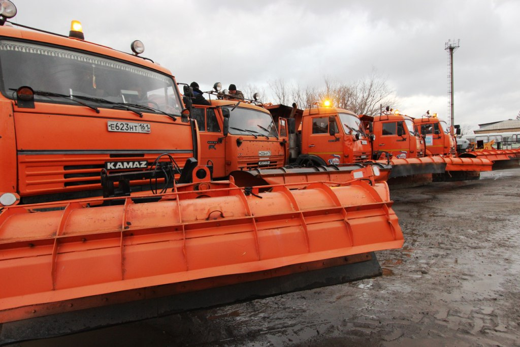 Ухудшение погодных условий: На трассах Ростовской области ожидаются метель и гололед