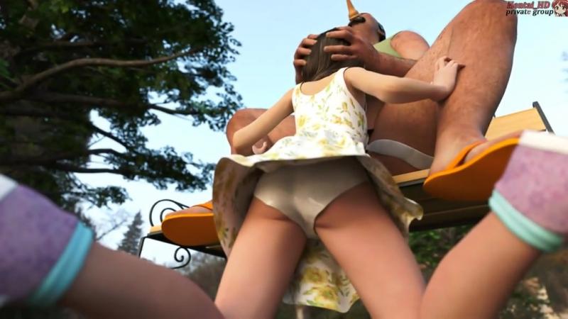 Hentai & Хентай 3D  18 Yukari s Doki Doki Summer Vacation (Circle Dream Dot)
