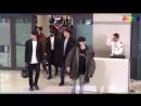 231117 Incheon Airport, возвращению в Корею ~