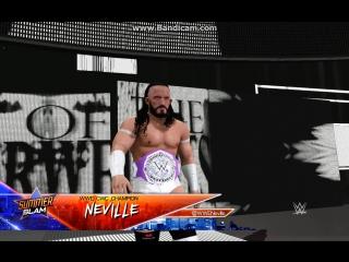 WWE 2K17 Невилл (Аттира