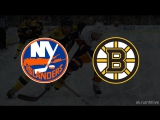 New York Islanders  Boston Bruins, 10.12.2017