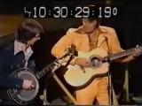 Glen Campbell Carl Jackson Dueling Banjos 1973