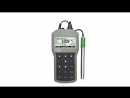 PH метр HANNA - The Hanna Instruments Portable pH-ORP-ISE Meter HI98191