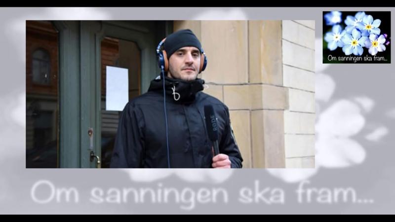 Robert Aschberg polisanmäld för mord! Aftonbladet och Expressen ointresserade!