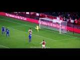 Аарон Ремси кладёт с отскоком | Bykanov | vk.com/nice_football