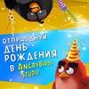 """Студия детского праздника """"ANGRY BIRDS STUDIO"""""""