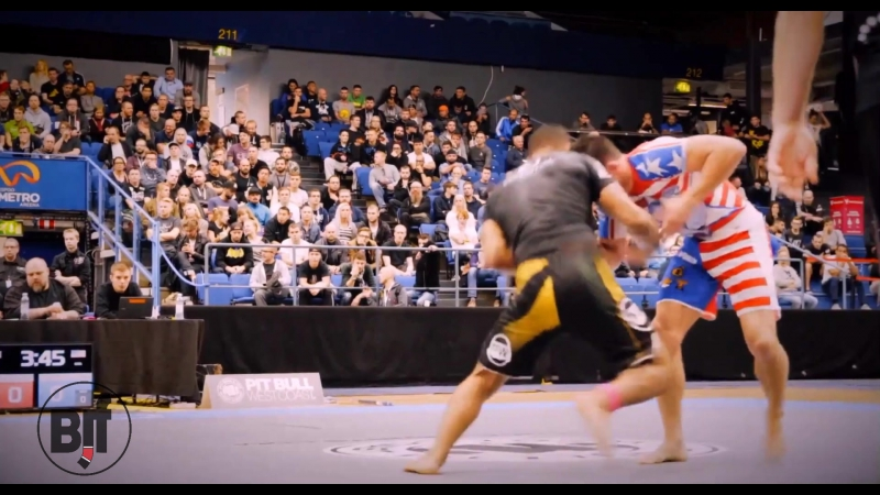 ADCC17 Takedown Highlight
